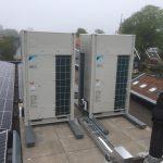 VRV systeem Daikin kantoor Amsterdam Spruijt Klimaattechniek BV