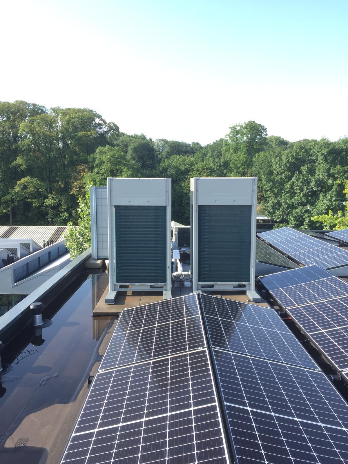 Spruijt Klimaat - Daikin amsterdam VRV systeem Spruijt klimaat