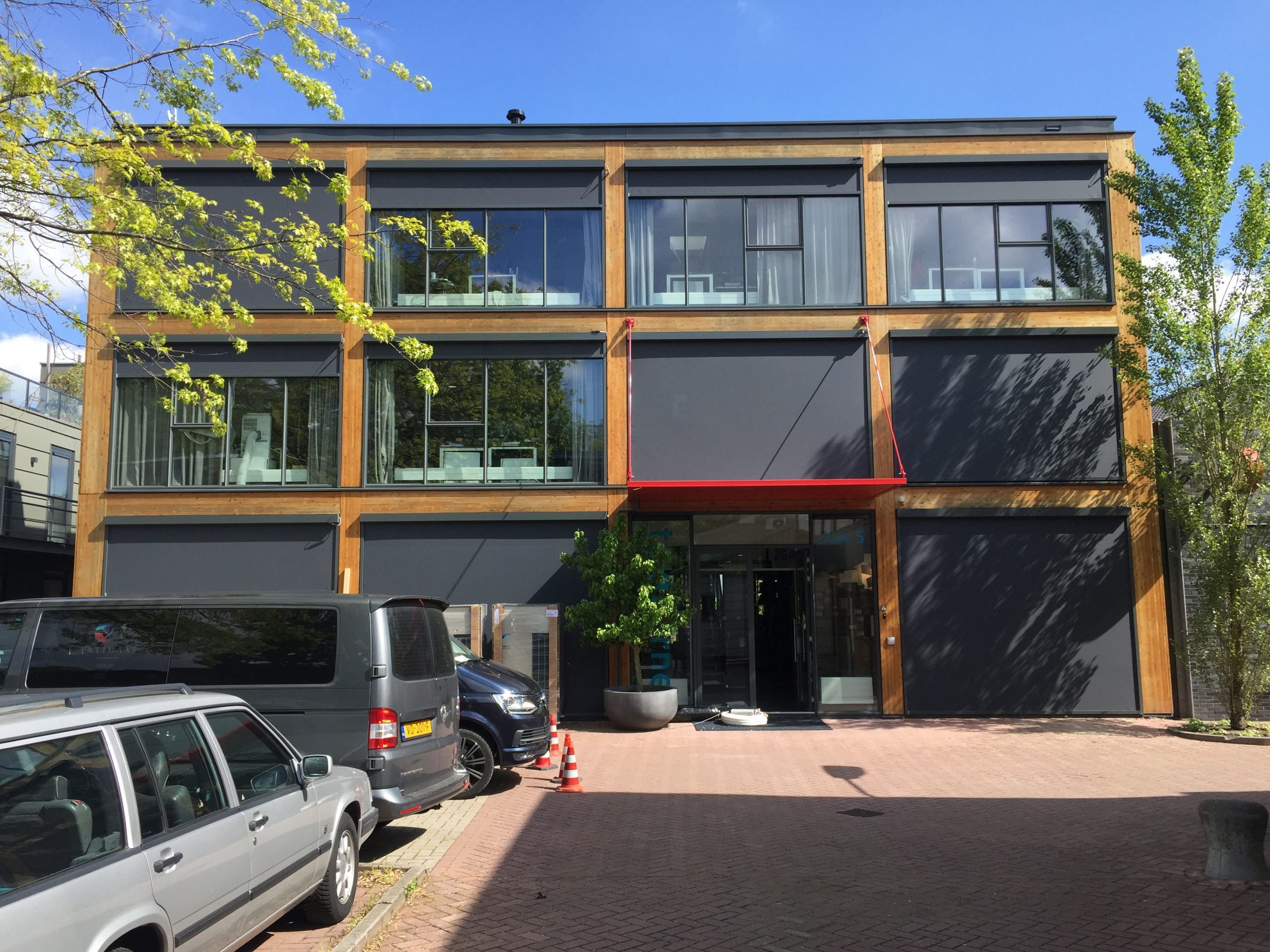 Spruijt Klimaat - Daikin multi split systeem Amsterdam ICT bedrijf Textkernel Spruijt Klimaat