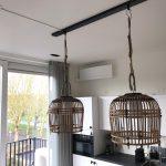 Airco keuken appartement Amsterdam daikin emura spruijt klimaattechniek