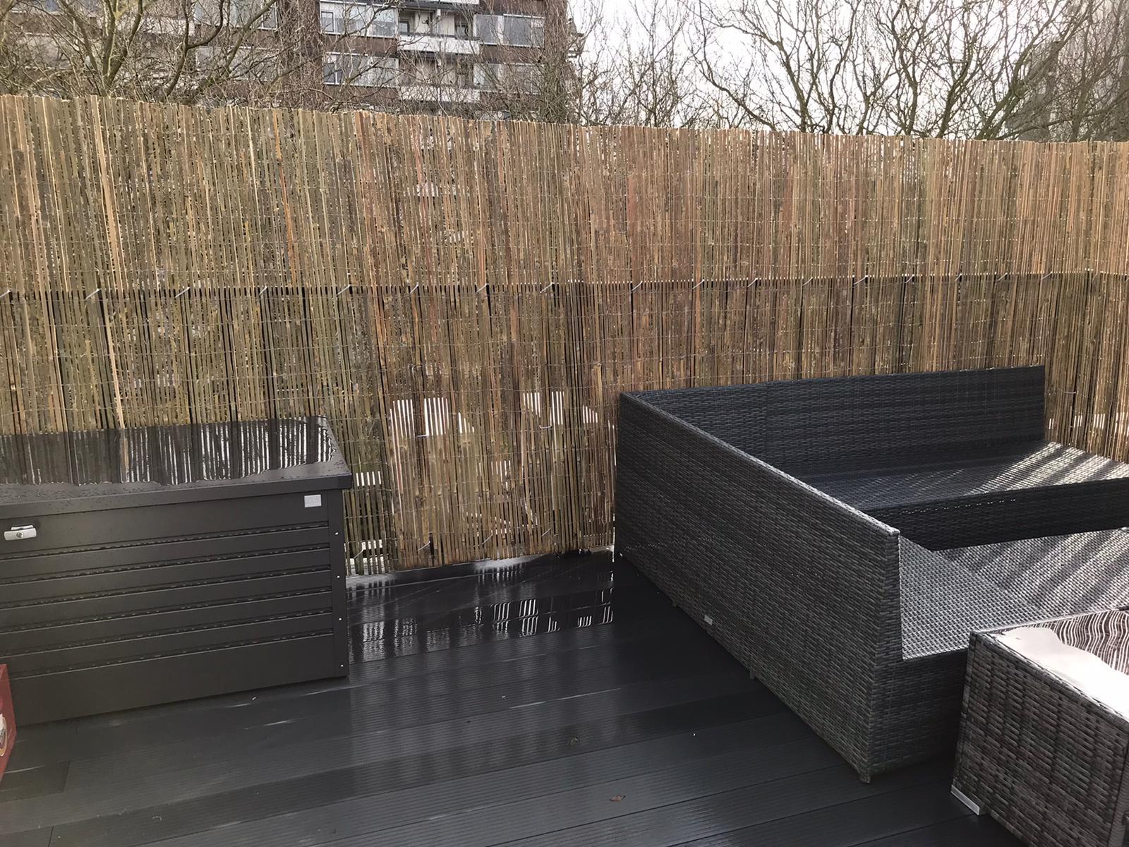 Spruijt Klimaat -appartement Amsterdam daikin emura spruijt klimaattechniek balkon buitenunit