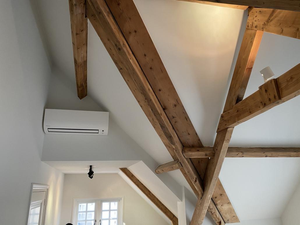 Spruijt Klimaat - Airco slaapkamer Daikin comfora